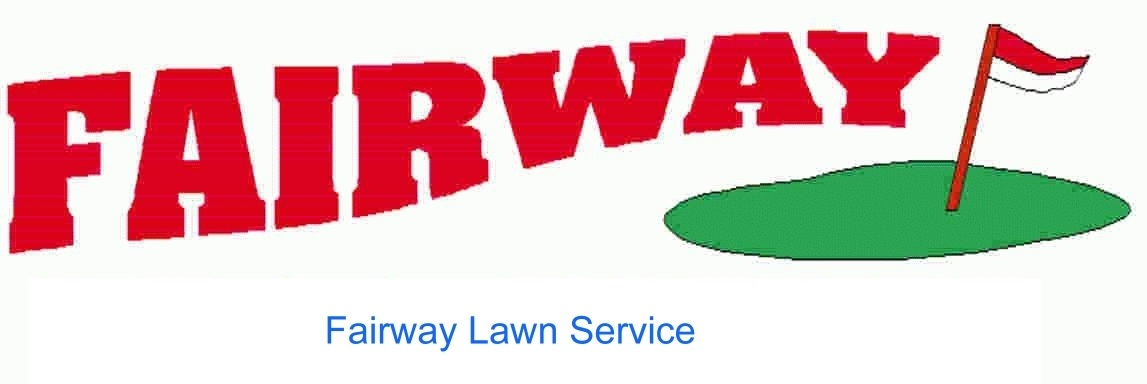fairway lawn service logo old