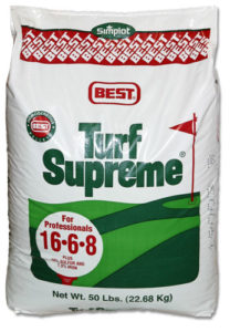 best turf supreme